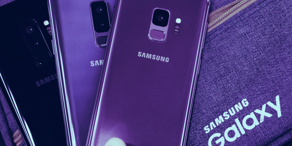 Samsung Galaxy phones to bring crypto-enabled esports streaming to millions