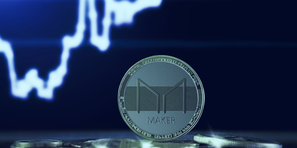 MakerDAO's MKR token surges in price following Coinbase listing