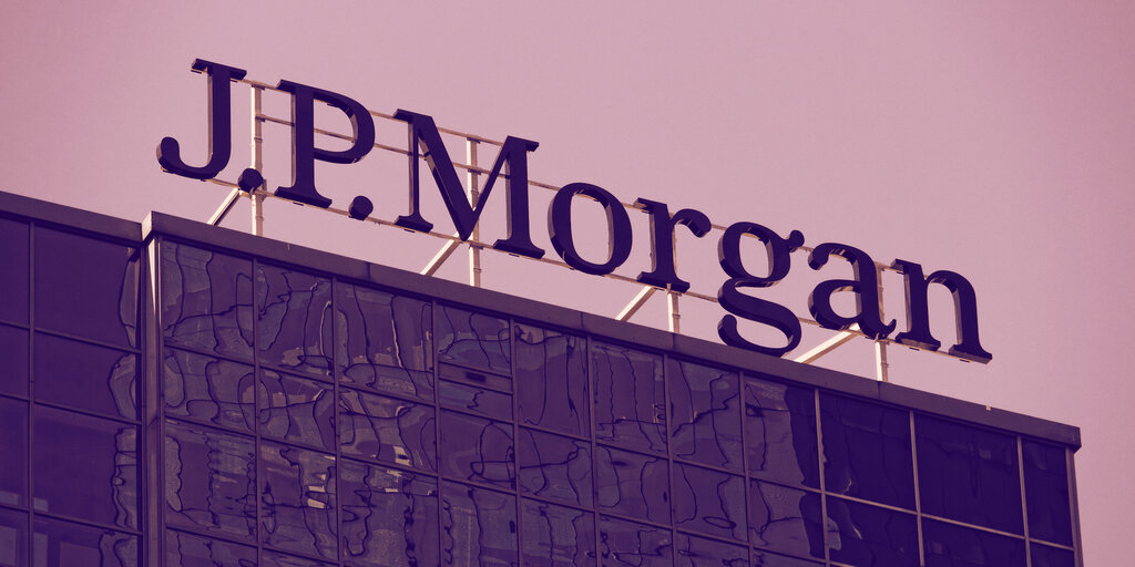 Bitcoin Is 'Here to Stay,' But Still an 'Economic Side Show': J.P. Morgan