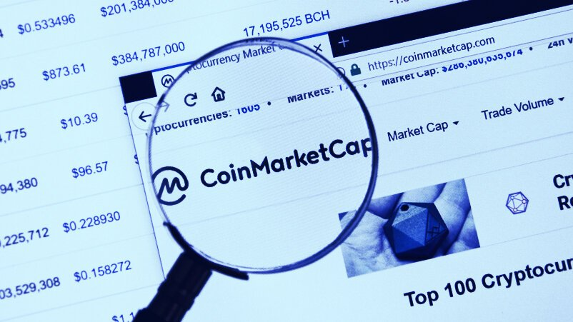 CoinMarketCap removes evidence of wash trading on Binance