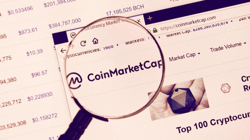 CoinMarketCap Taps Uniswap for Ethereum-based Token Swaps