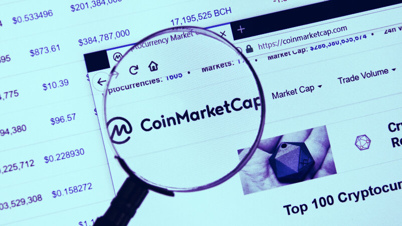 CoinMarketCap is now paying you to learn about crypto