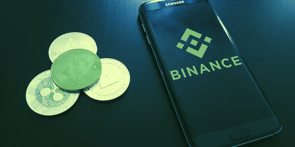 Binance launches options trading for Ethereum and XRP