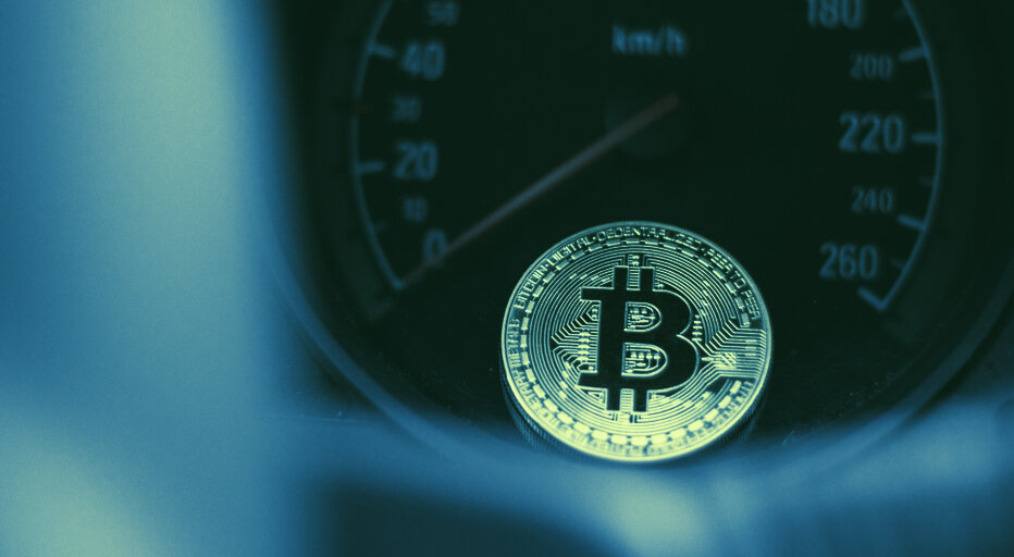 Bitcoin network slows down as the mempool builds