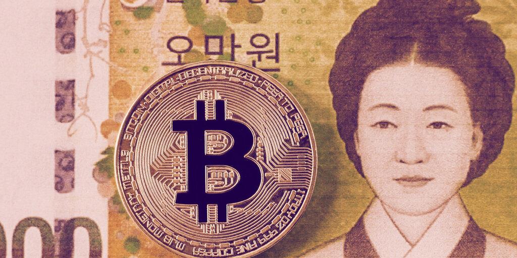 South Korean lawmakers propose tax on crypto profits