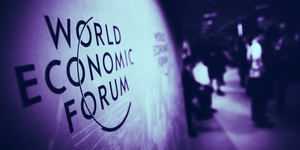 Chainlink, World Economic Forum Want to Standardize Crypto Oracles