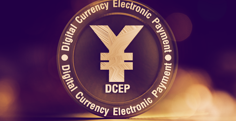 All systems go for launch of China's DCEP digital currency
