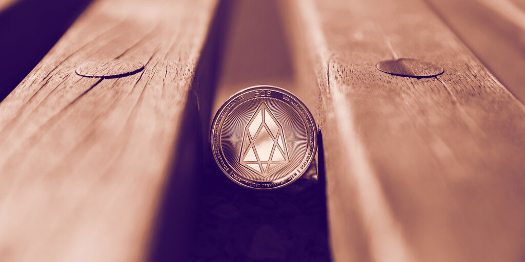 Billion dollar blockchain EOS is in trouble, research shows