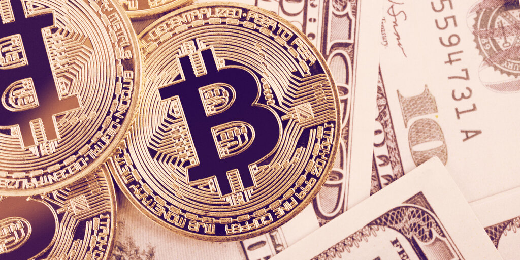 Bitcoin futures surge as institutional investors seek 'inflation hedge' - Decrypt