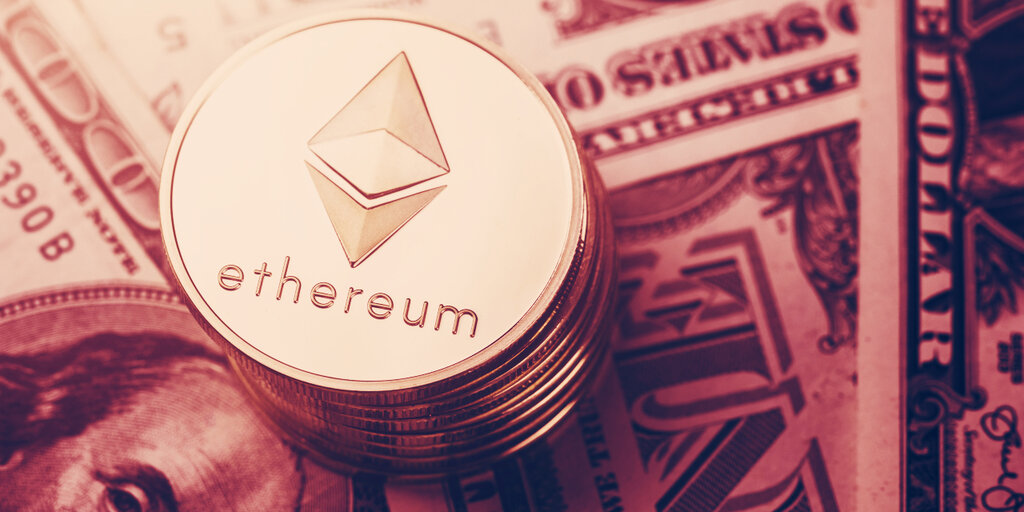 Ethereum breaks $400 for first time in two years