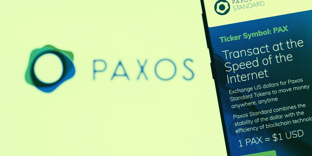 Paxos Gets Federal Bank Charter From OCC