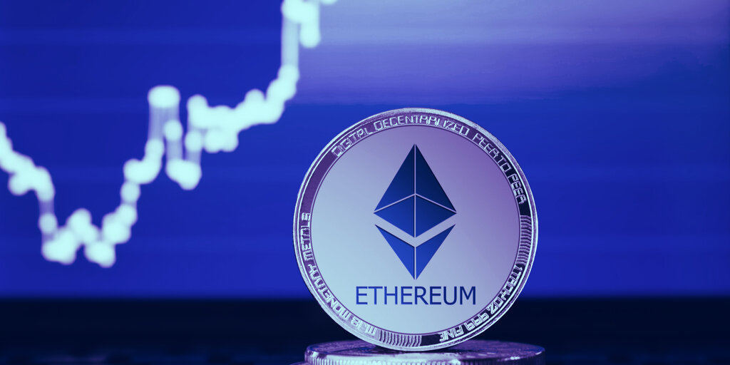 Ethereum fees rise 70% to continue record-breaking streak
