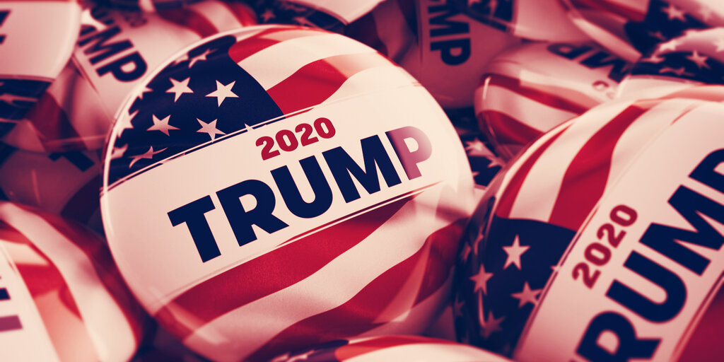 Trump 2020 app is collecting huge amounts of user data on voters