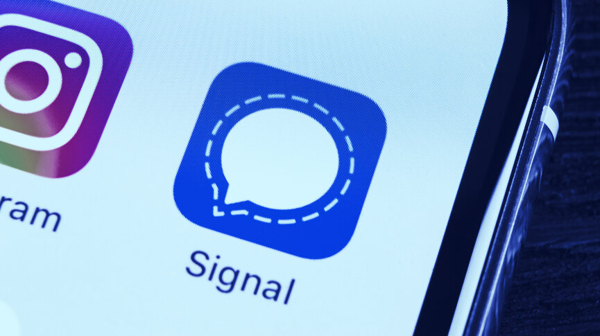 Privacy Chat App Signal Now Takes Donations in Bitcoin, Other Crypto
