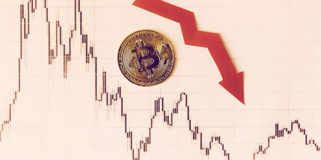 Bitcoin Price Crashed for a Third Time This Week. Here's Why