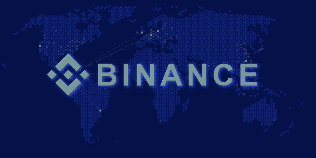 Binance donates 27,000 masks to the UK's national health service