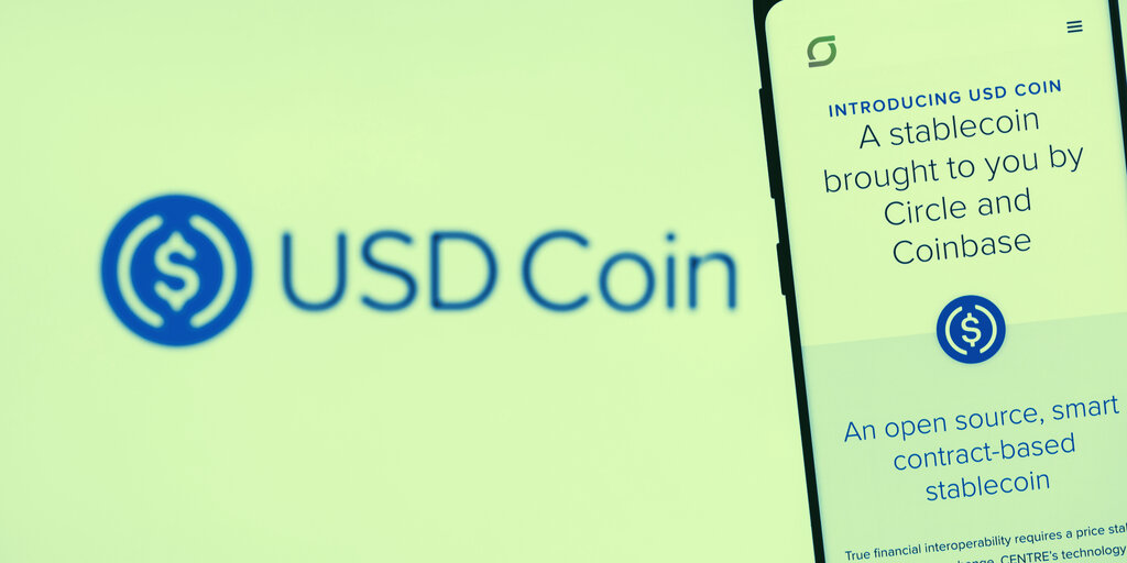 USDC Stablecoin Supply Is up 250% in 2020. Here's Why