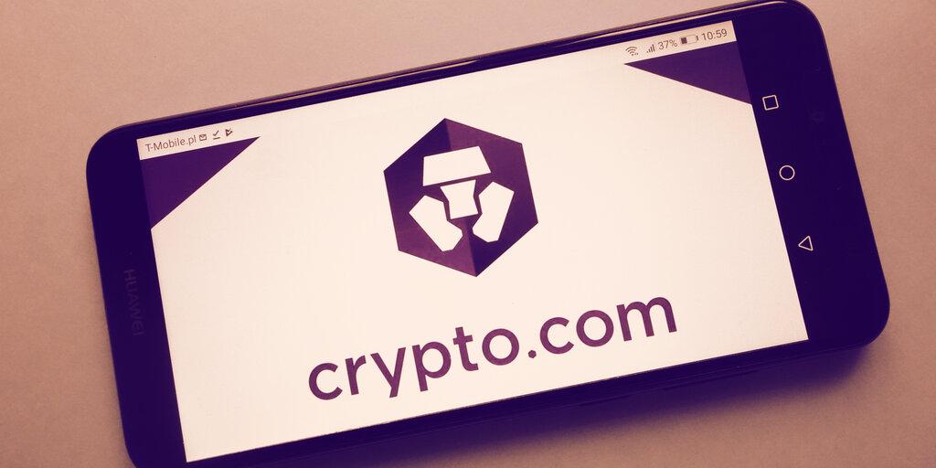 Crypto.com <bold>Lists</bold> Zilliqa, Sending Price Up 23%