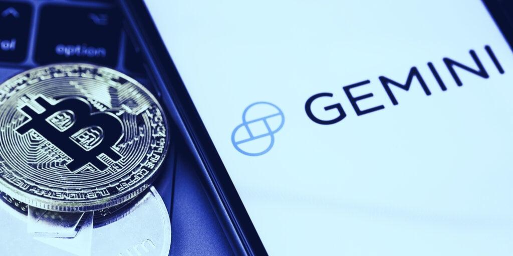 Crypto exchange Gemini hires Goldman Sachs alumni