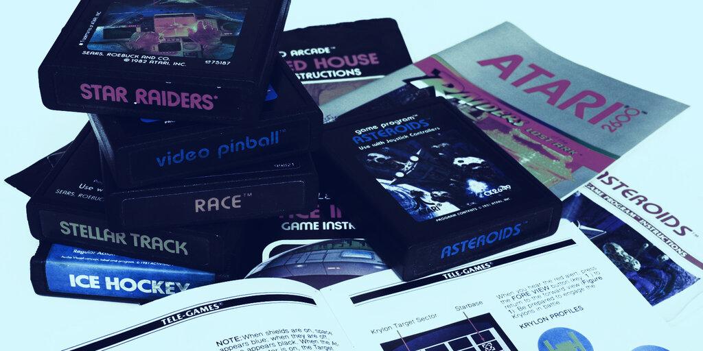 Atari is bringing arcade classics to its new crypto gaming console