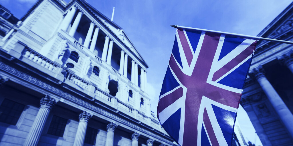 Bank of England Won't 'Protect' Private Banks from a Digital Euro