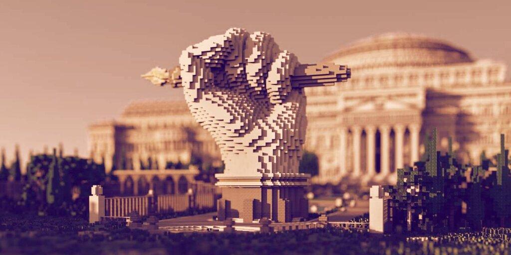 Fighting censorship with blockchain… and Minecraft - Decrypt
