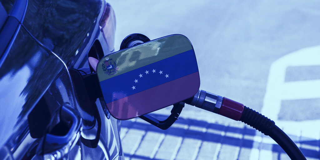 Venezuela ends 'free' gas, enables petro crypto payments for fuel - Decrypt