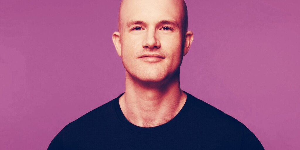 Coinbase CEO Met With Federal Reserve Chair Powell in May