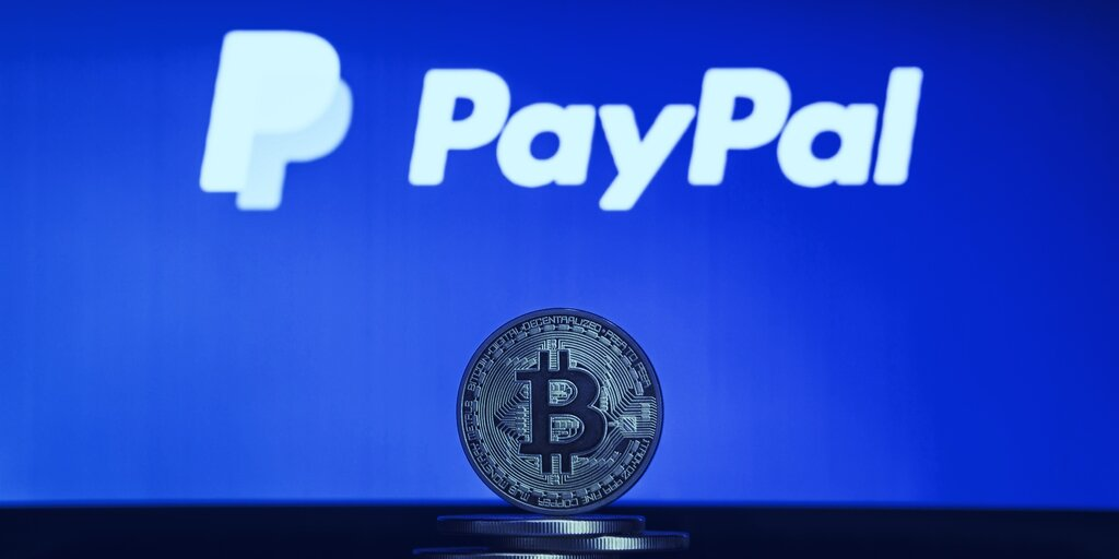 PayPal could team with Paxos to enable crypto buying and selling