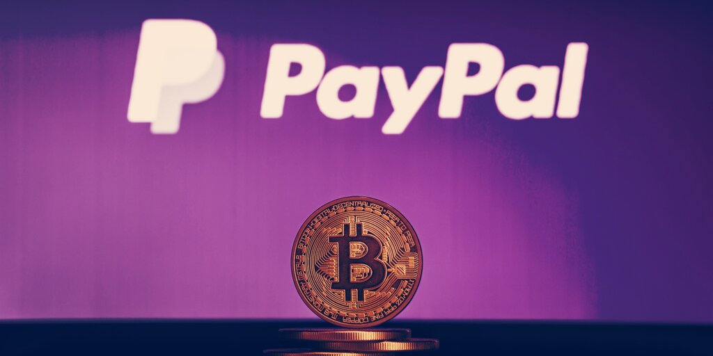 How PayPal Changed Its Mind About Bitcoin