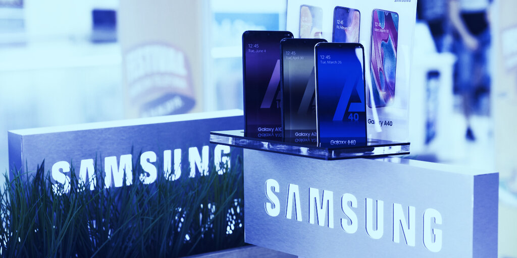 Samsung Galaxy smartphones add support for Stellar blockchain