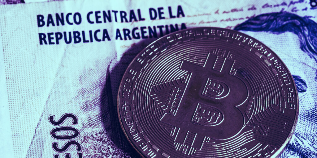 Google Searches for Bitcoin Are Skyrocketing in Argentina