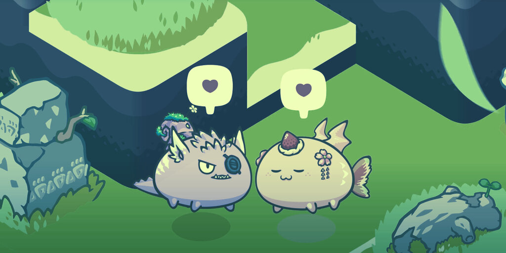 Crypto Game Axie Infinity Has Generated $84.9M in One Month