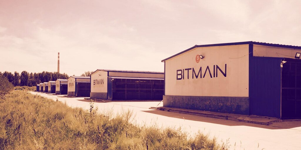 Ousted Bitmain co-founder sets up new corporate account and website