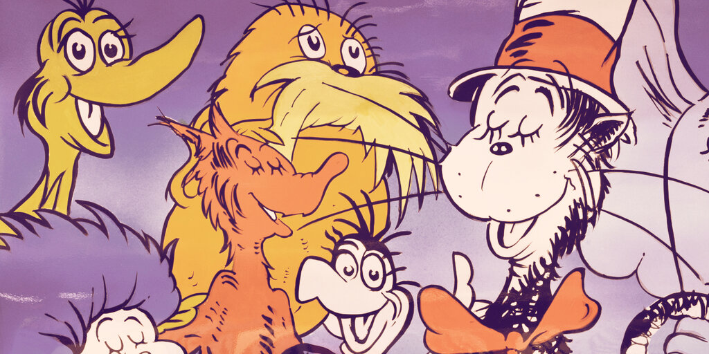 CryptoKitties meet Cat in the Hat as Dr Seuss collectibles go crypto