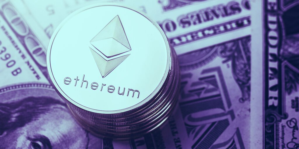 Ethereum hits $400 again amid crypto market rally