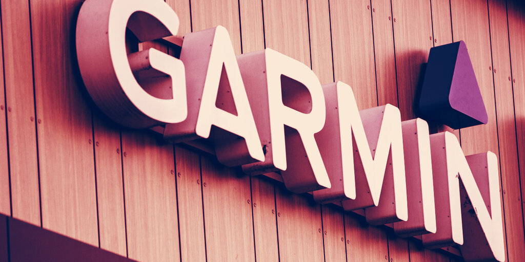 $10M ransomware payment could spell legal trouble for Garmin