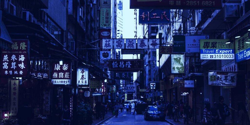 Hong Kong capital isn't fleeing to crypto—yet