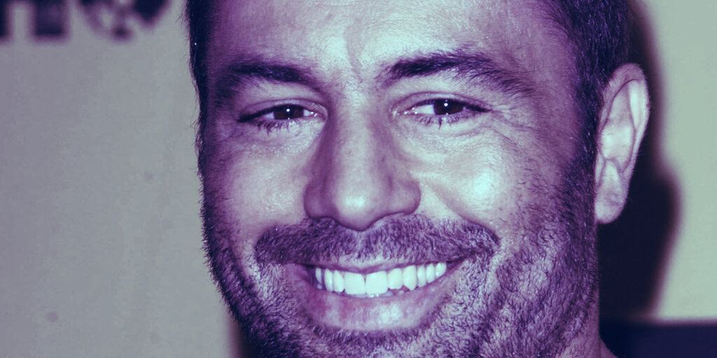 Bitcoin scammers move on from Elon Musk, pose as Joe Rogan