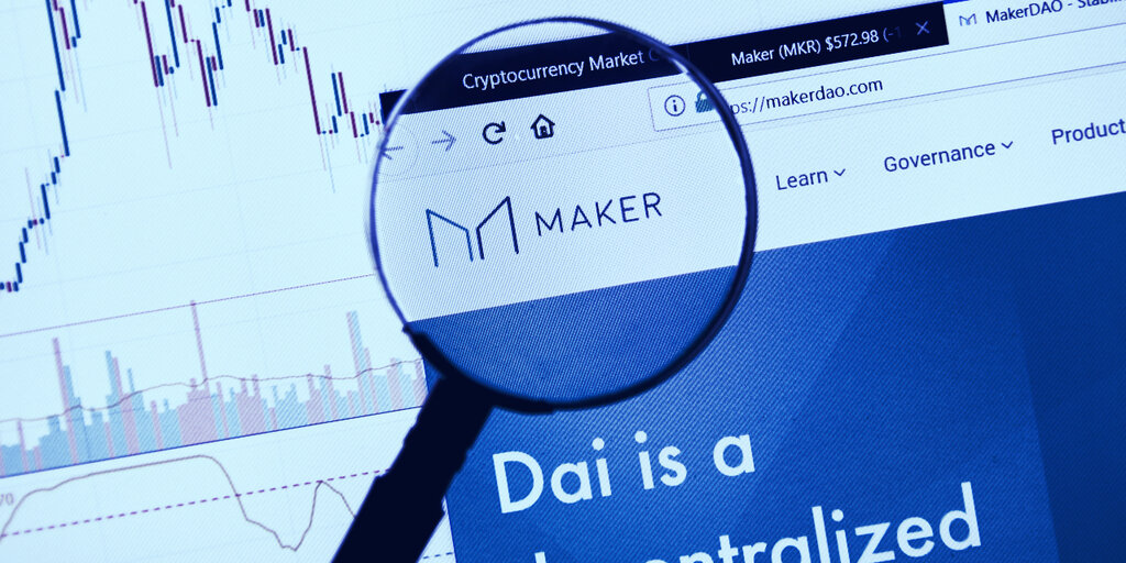 Ethereum locked in Maker hits $1 billion. But for how long?