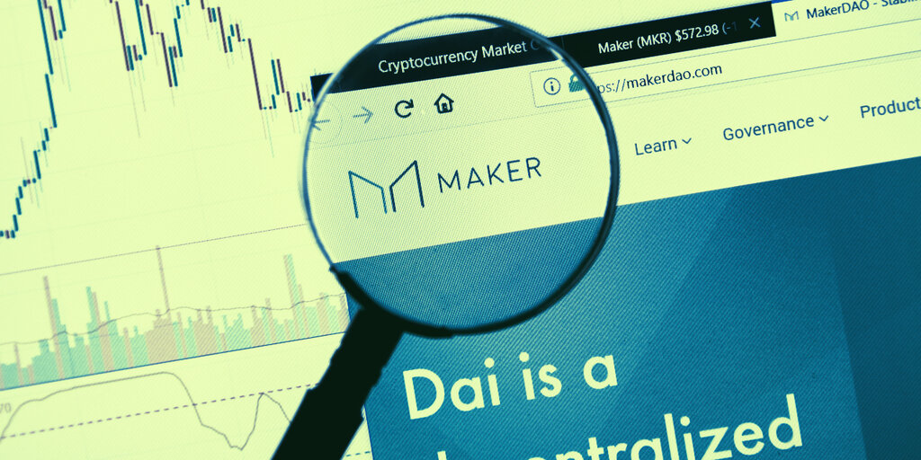 Maker's Daily Transfers Hit All-Time High as Price Surges by 50%