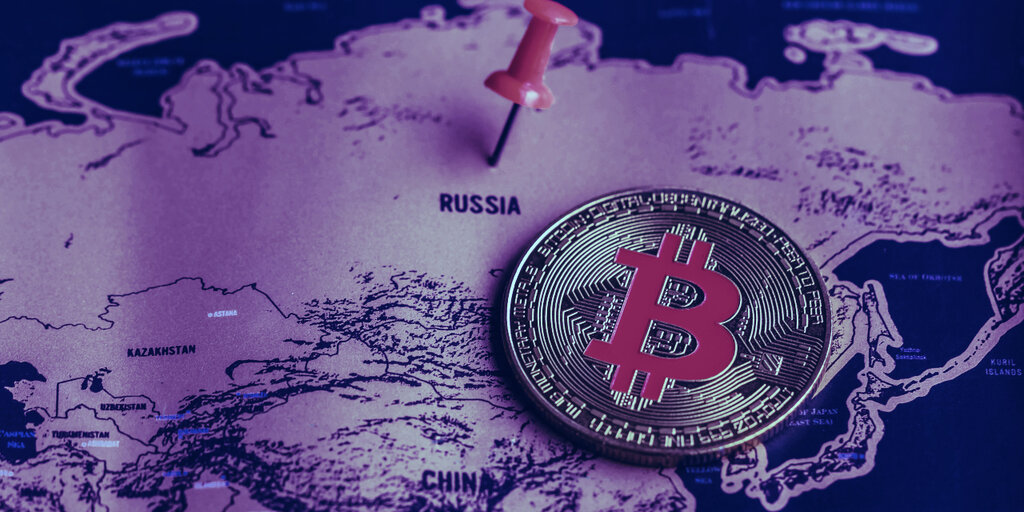 Russia Eases Up on Putting Bitcoin Users in Jail in Proposed Tax Law