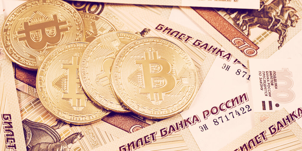 Bitcoin trading is booming in Russia, says crypto exchange Paxful