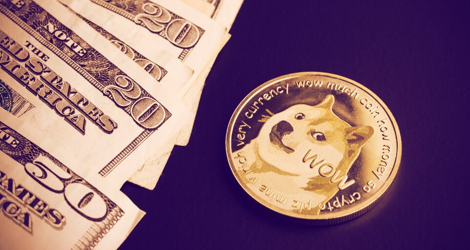 Market Mania: Dogecoin hits highest price since 2018