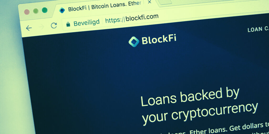 Millions of Dollars in Bitcoin 'Incorrectly Credited' to BlockFi Customers