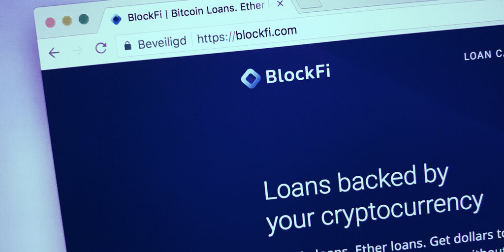 Vermont Is Fourth State to Target BlockFi's Bitcoin Savings Accounts