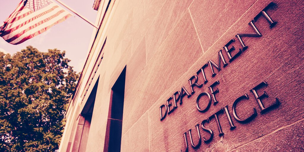 DOJ to Create Crypto Enforcement Group to Fight Cybercrime, Money Laundering