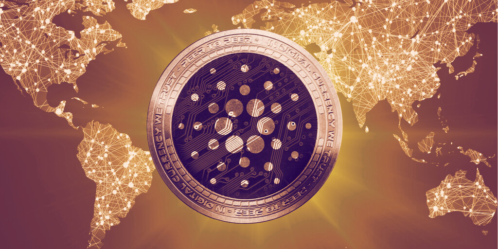 Cardano gains another 6% in 24 hours