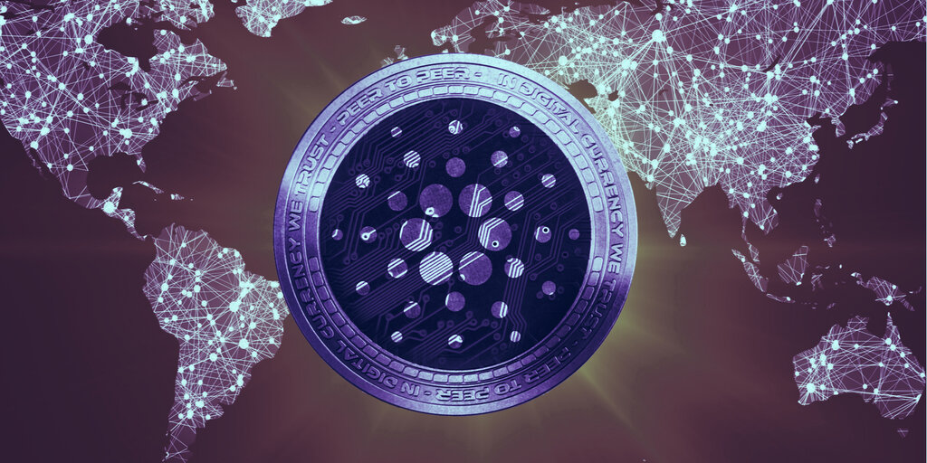 Cardano Market Cap Has Doubled to $28 Billion in 2 Weeks