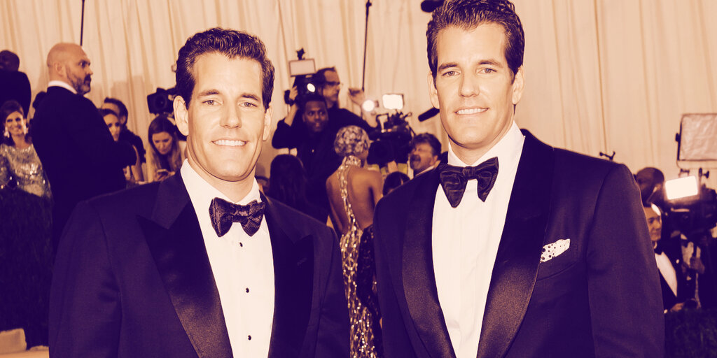 Winklevoss's Gemini will now keep your 'unstoppable' web domains safe
